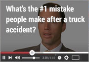 What's-the-#1-mistake-people-make-after-a-truck-accident